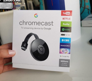 Google Chromecast 2 Nc2-6a5 Fullhd 512mb Neuquen