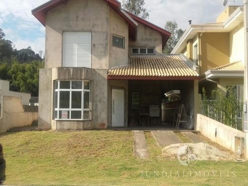 Imagem 1 de 30 de Vendo Casa Em Construção No Condomínio Reserva Dos Vinhedos Em Louveira, Lazer Completo, Portaria E Segurança, Bem Localizada. - Ca00328 - 32988902