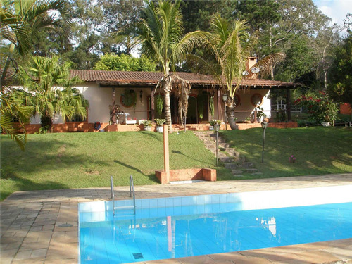 Chácara Com 4 Dormitórios À Venda, 9418 M² Por R$ 2.650.000,00 - Granja Viana - Cotia/sp - Ch0142