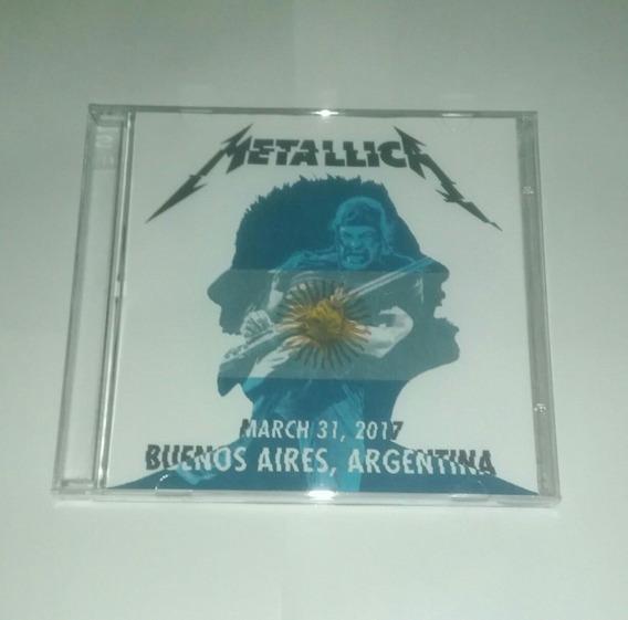 Metallica Live Argentina 2017