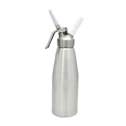 Cremera Sifon Para Crema 0.5 Lt Para Capsulas Oxido Nitroso