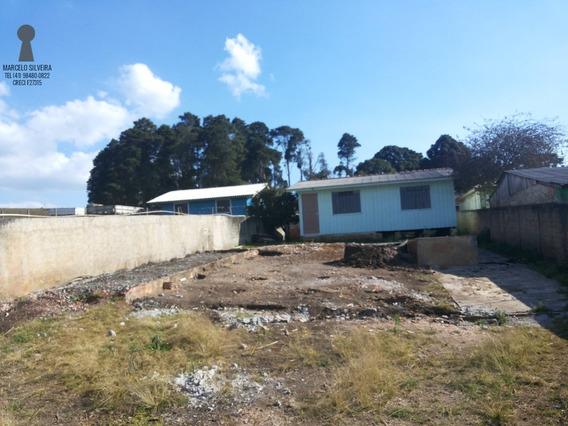 Terreno A Venda No Bairro Centro Em Bocaiúva Do Sul - Pr. - 340-1