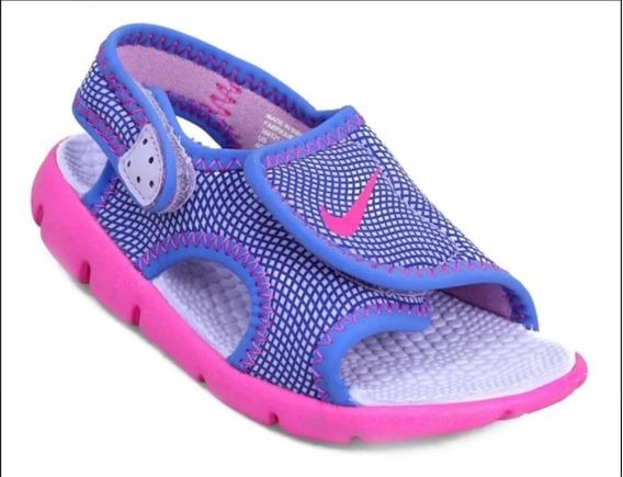Sandalias Nike Sunray Ajustable Dama