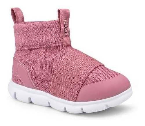 Tênis Infantil Bibi Energy Baby New Feminino Rosa - 1107088
