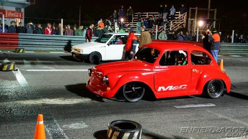 Fiat De 1/4 De Milla