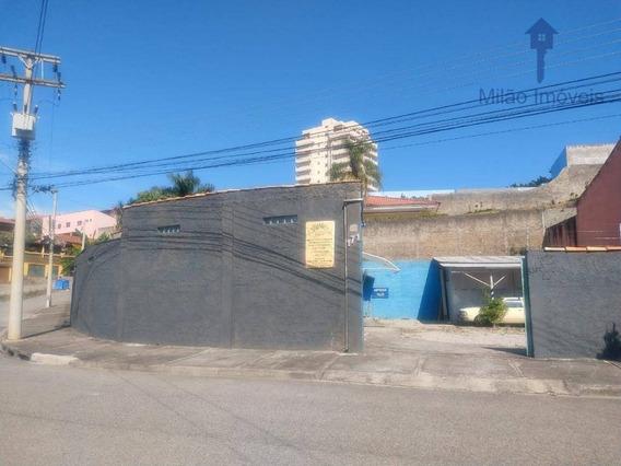 Salão Comercial Para Locação, 145m², Parque Morumbi Em Votorantim/sp - Sl0020