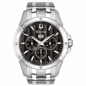 Relógio Bulova Masculino Multifuncao Wb21632t