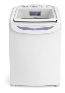 Lavadora de roupas automática Electrolux Turbo Economia LTD15 branca 15kg 220V