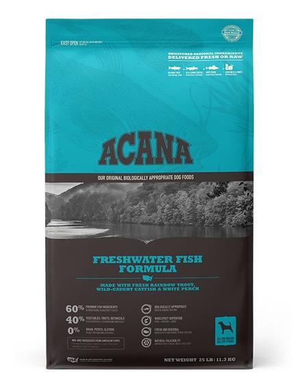 Alimento Para Perro Premium Acana Freshwater Fish 11.3kg