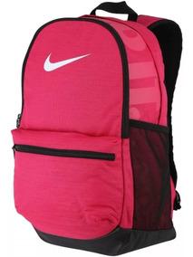 Mochila Nike Brasilia Backpack Ba5329-699 Pink