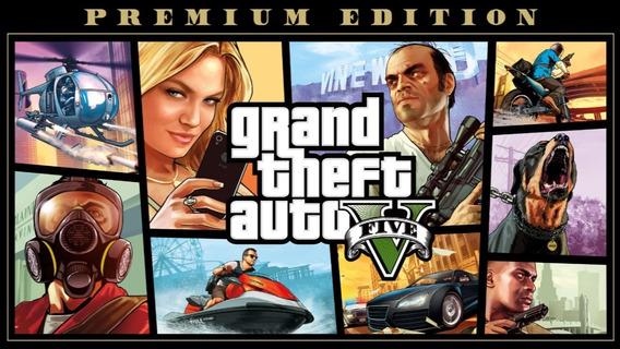 Game Gta V Para Pc (single Player E Online)