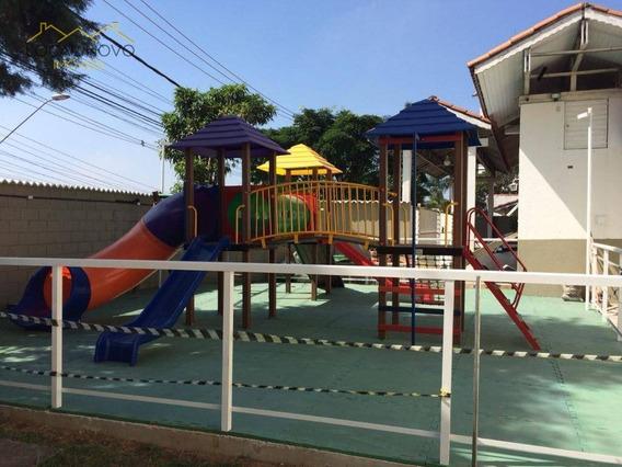 Sobrado Residencial À Venda, Jardim Presidente Dutra, Guarulhos. - So0088