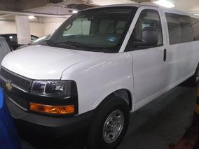Chevrolet Express 15 Pasajeros Llevatela Desde $76,530 Pesos