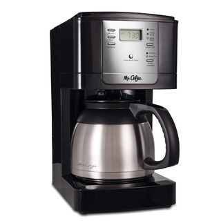 Mr. Coffee Jwtx85 Cafetera Electrica Programable 8 Tazas