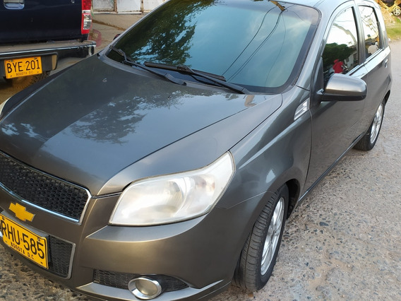 Chevrolet Aveo Emotiongt Full (neg)