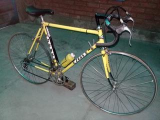 Bicicleta De Carrera Antigua Zeus