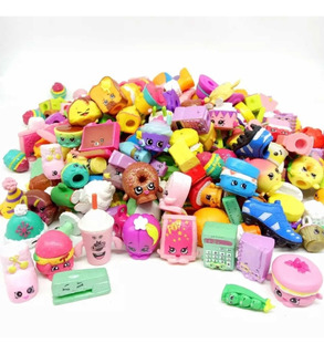 50 Figuras Shopkins. Season 1-7. No Repetidas.