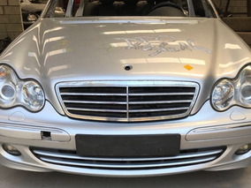Mercedes C230 2.5 V6 Peças Mercedes 05/06 Motor Cambio Abs