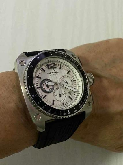Relógio Fossil Peça De Colecionador Sem Caixa Sem Manual