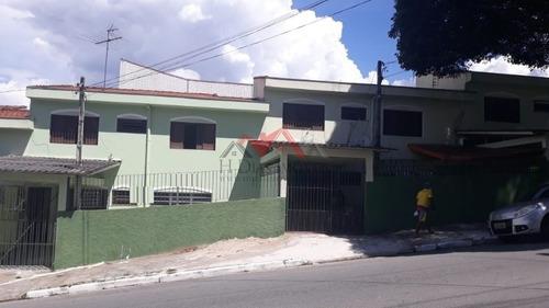 Excelente Sobrado Para Locação No Bairro De Itaquera Próximo A Estação Dom Bosco - 96