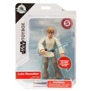 Luke Skywalker - Articulado - 13cm - Original Disney!!!