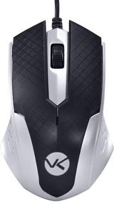 Mouse Óptico Ps2 Vinik Scrool Macio Promoção Fio 1,20 Metro