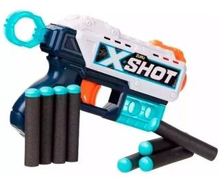 X-shot Zuru Excel Recoil Pistola Lanza Dardos 1163 Creciendo