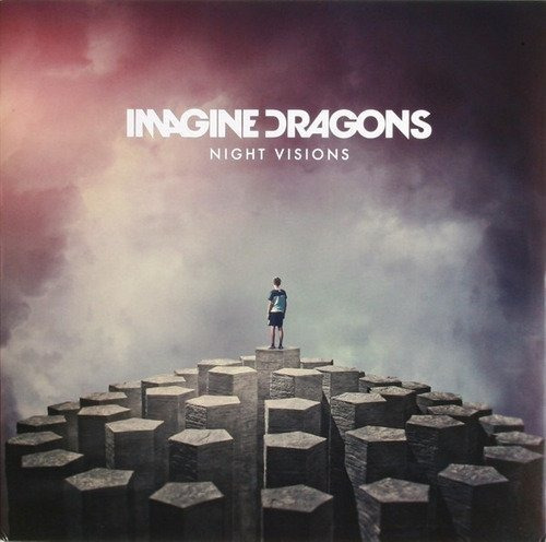 Imagine Dragons Night Visions Vinilo Nuevo Musicovinyl