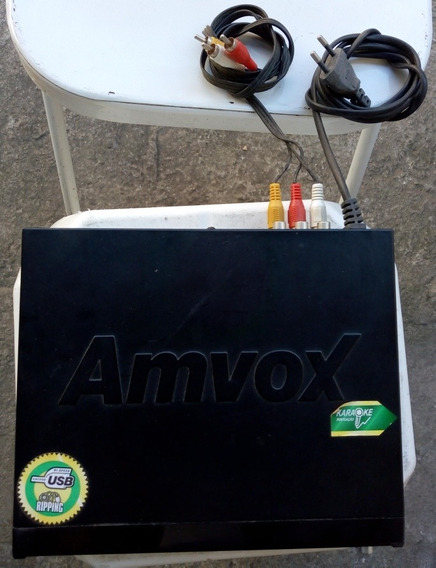 Dvd Player Amvox