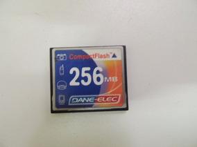 Cartão De Memória Compact Flash 256mb Cf