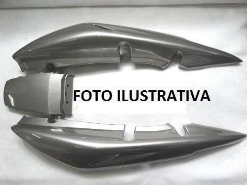 Rabeta Completa Honda Titan 150 08 Prata (melci)