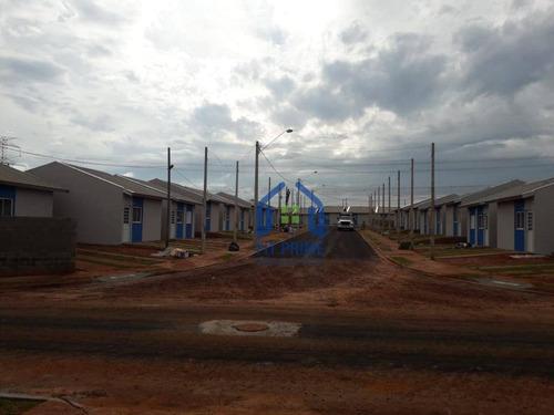 Casa Com 2 Dormitórios À Venda, 45 M² Por R$ 107.000,00 - Centro - Bady Bassitt/sp - Ca2032