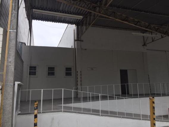 Galpão Comercial Para Locação, Vila Leopoldina, São Paulo. - 3812