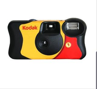 Câmera Descartável Kodak Funsaver 800 27p