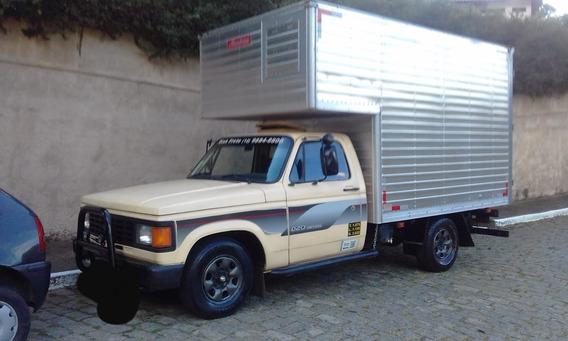Chevrolet D-20 Ano 91 Motor Novo