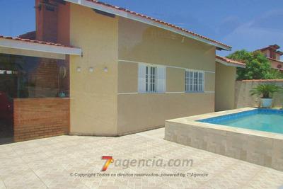 Ch87 Casa C/ Piscina 2 Quartos Área Gourmet Perto Da Praia
