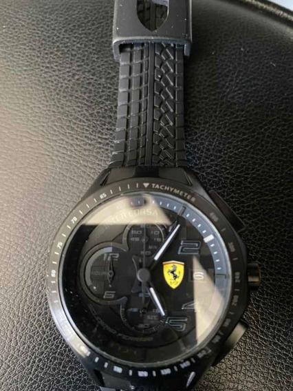 Relógio Masculino Ferrari Scuderia Preto