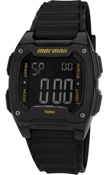 Relógio Mormaii Masculino Mo11516b/8y Original Barato