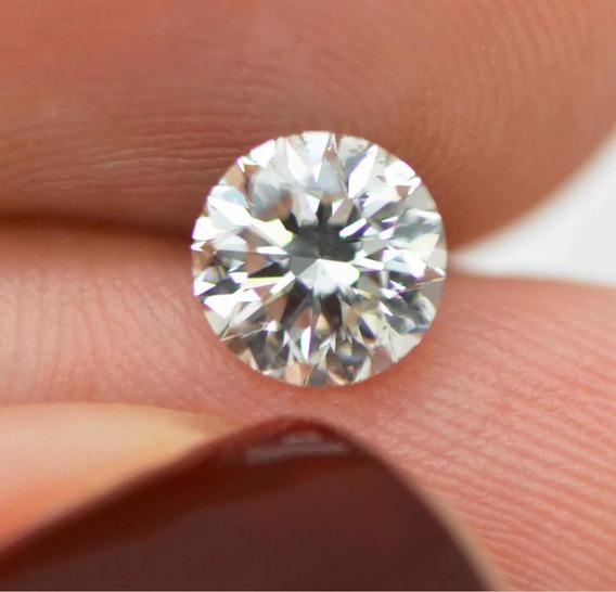 Diamante 49 Pts , Certificado Igl, Cor E, Vs2, 4.92 Mm !