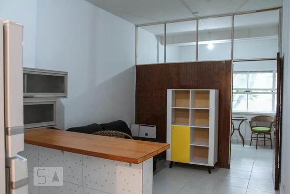 Apartamento Para Aluguel - Bela Vista, 1 Quarto, 33 - 893034744