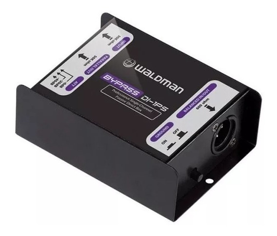 Direct Box Waldman Bypass Di-1ps Original
