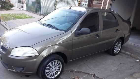 Fiat Siena El 1.4 Con Gnc /2013