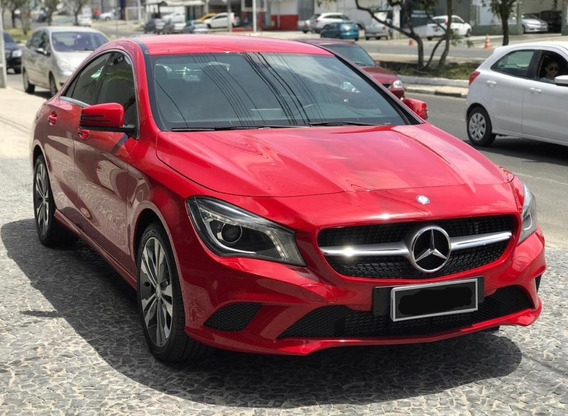 Mercedes-benz Classe Cla 1.6 Vision Turbo 4p 2015