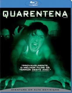Quarentena - Blu-ray Original E Lacrado