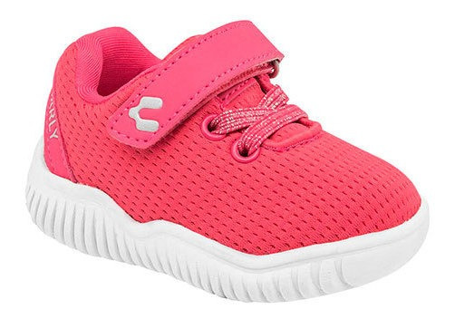 Charly Nina Bebe 1069717 Tenis Coral Co19