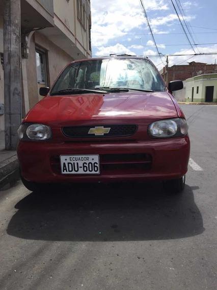 Chevrolet Alto Sedan