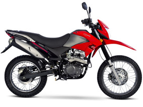 Zanella Zr 200 Ohc Enduro Cross Xtz Xr Tornado Moto Ktm Like