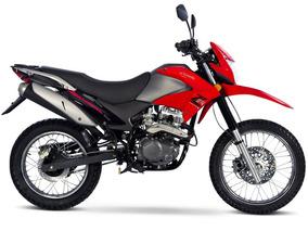 Zanella Zr 200 Ohc Enduro Cross Xtz Xr Tornado Moto Like
