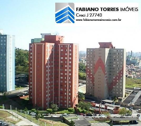 Apartamento A Venda Em São Bernardo Do Campo, Tiradentes, 2 Dormitórios, 1 Banheiro, 1 Vaga - 1668