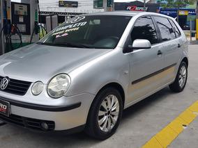 Volkswagen Polo Hatch 2003 Completo 1.6 8v Revisado